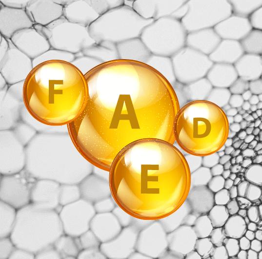 Vitamin A, D, E, F
